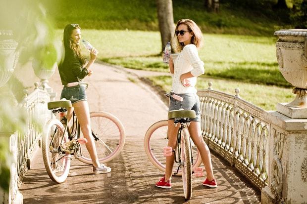 пушкин велосипеды