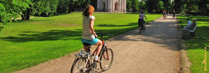парки спб велосипеды